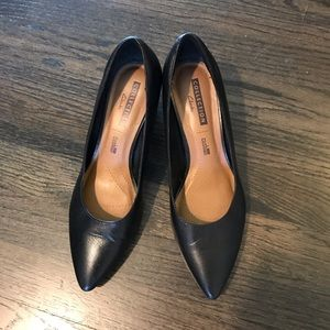 Clarks Collection Cushion Black Heels 8